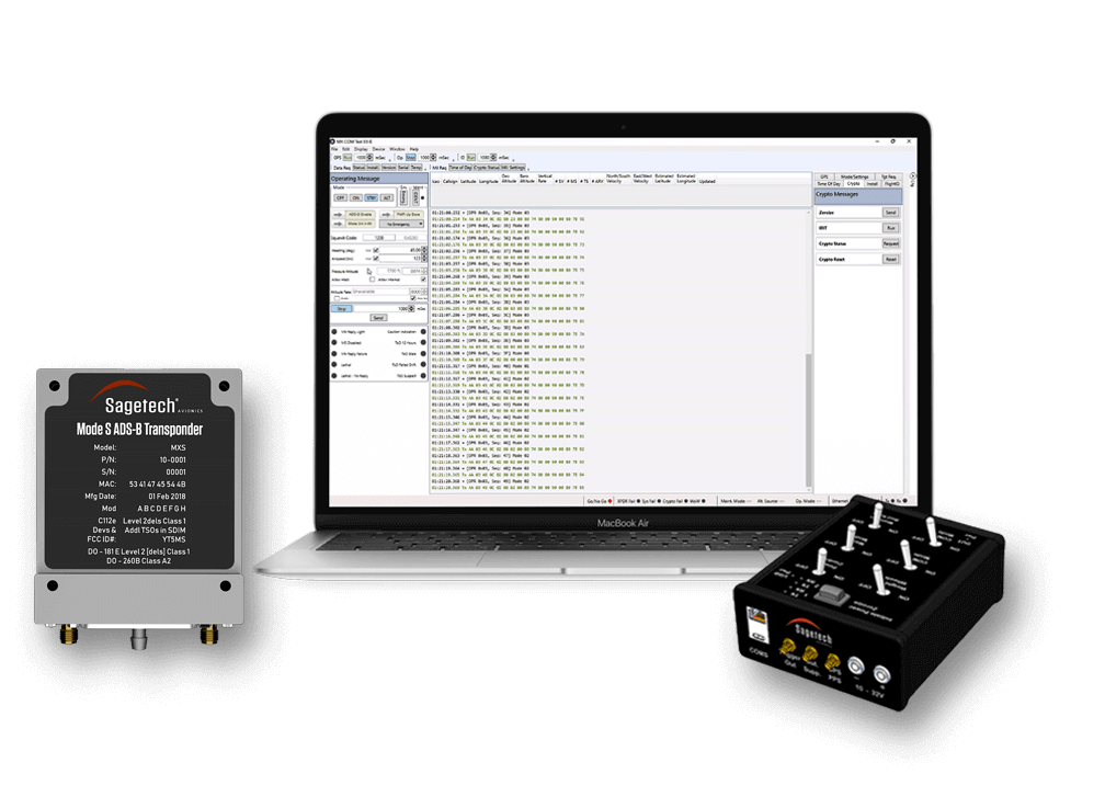 MXS Transponder System