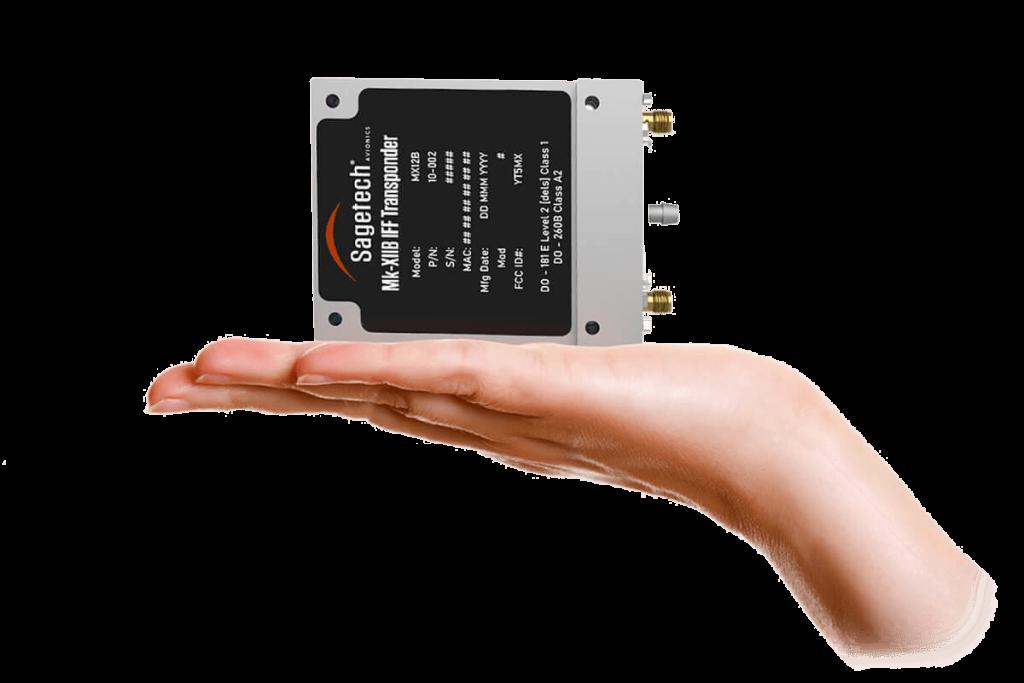 The MX12B Mode 5 IFF Micro Transponder